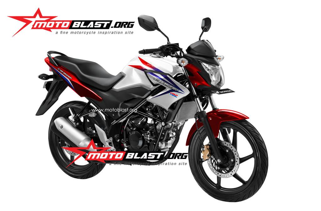 HOT Kalo Facelift Honda CB150R RWB 2015 Ada Yang Versi