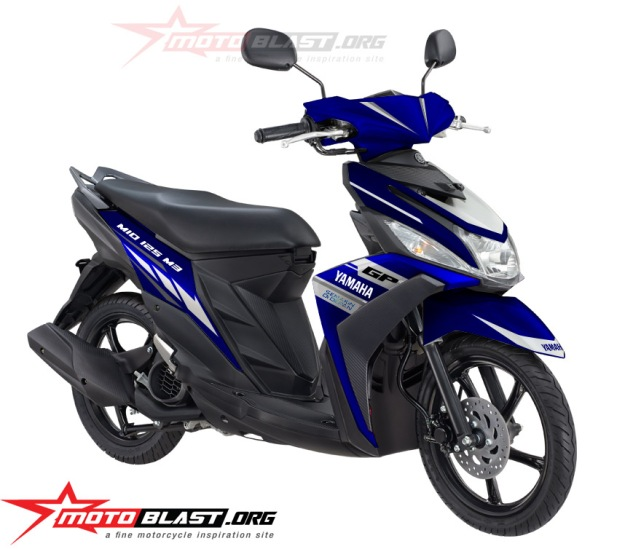 mio 125 m3 gp edition