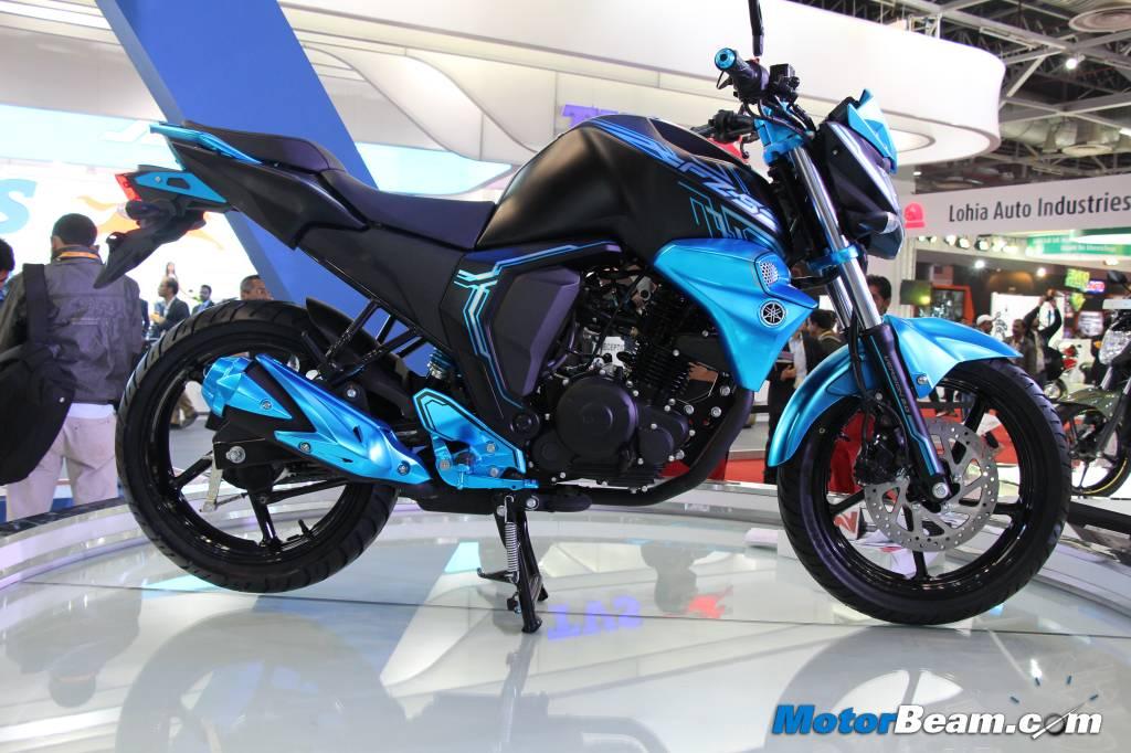 New Yamaha Byson Injeksi