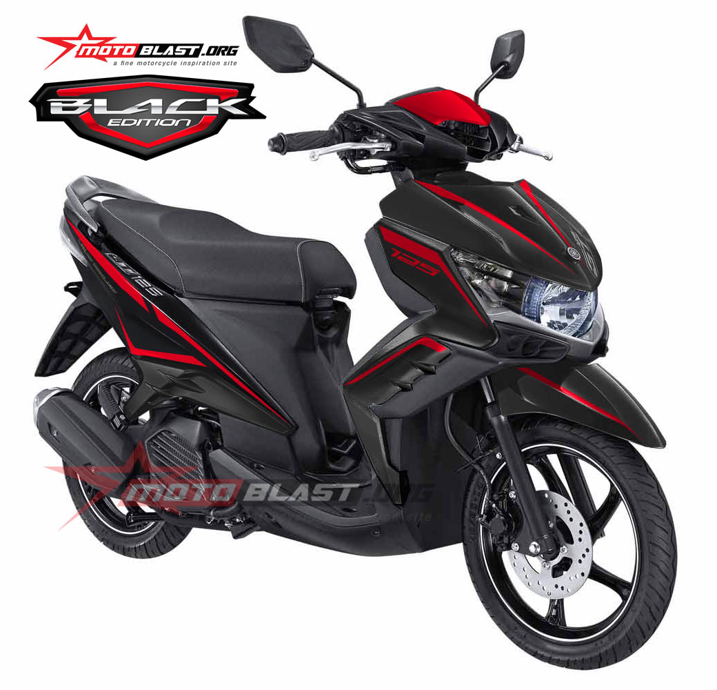 modifikasi mio gt 125 eagle eye terkeren