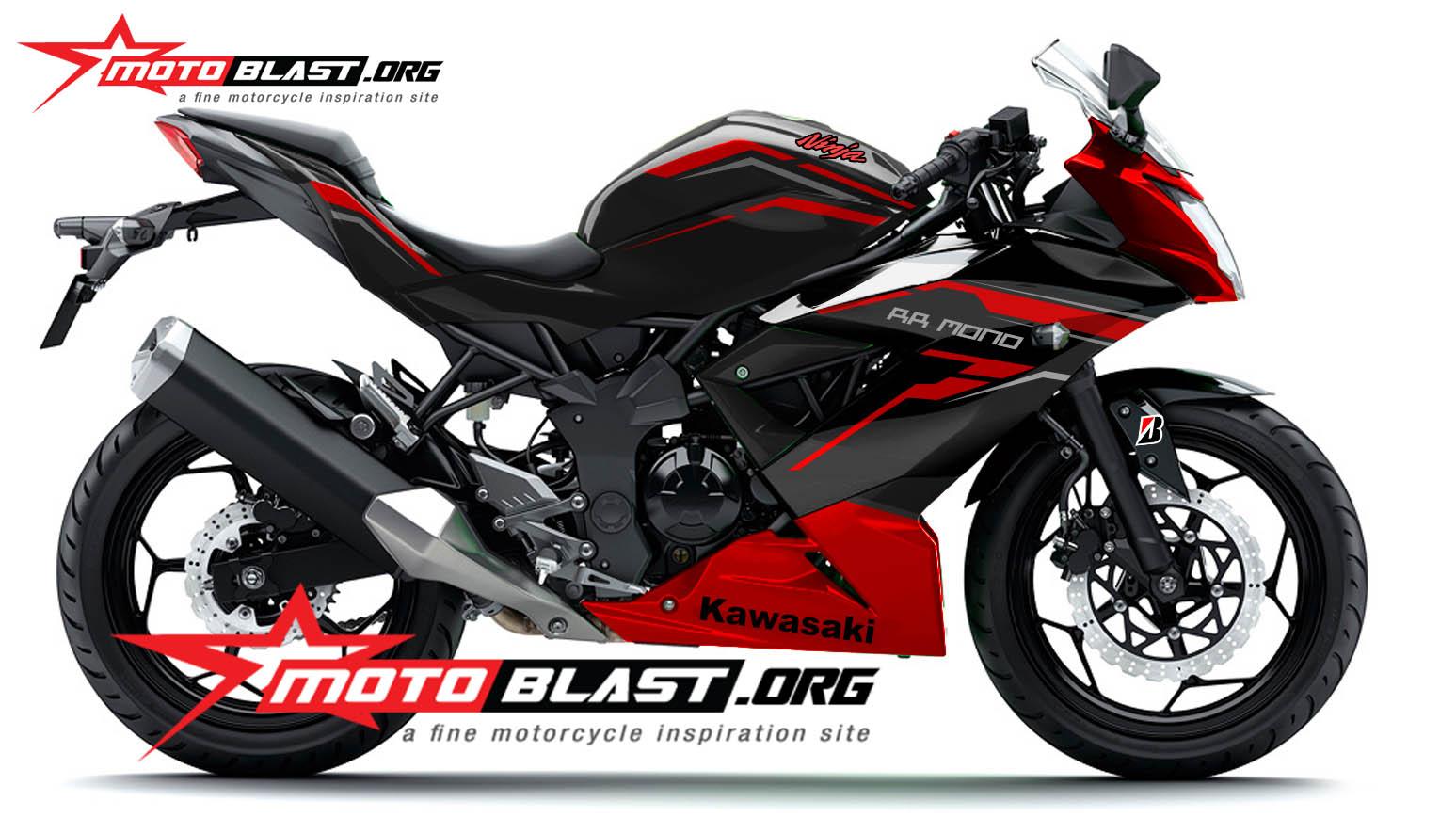 Ninja 250 rr mono 0 · image