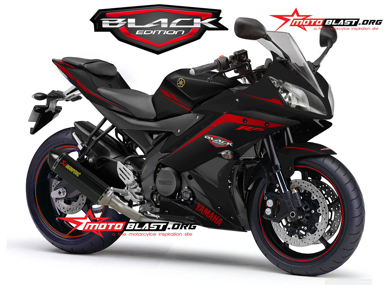 "HOT!!Yamaha R15 ""BLACK EDITION""...!!!JOSS MONYOORR!!!   MOTOBLAST"