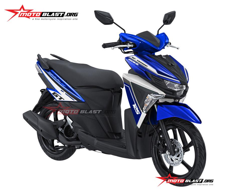 modifikasi motor mio soul gt 125 3 paling bagus