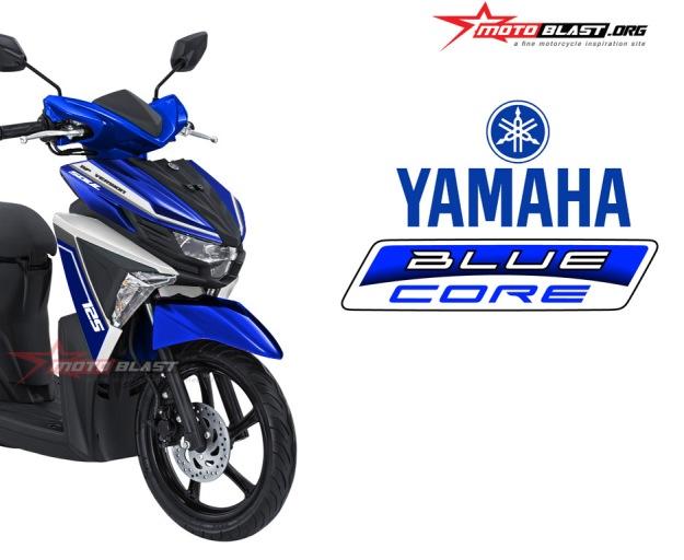 GT125 BLUECORE2