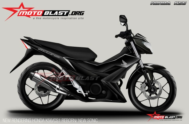 new honda k56 150 -1