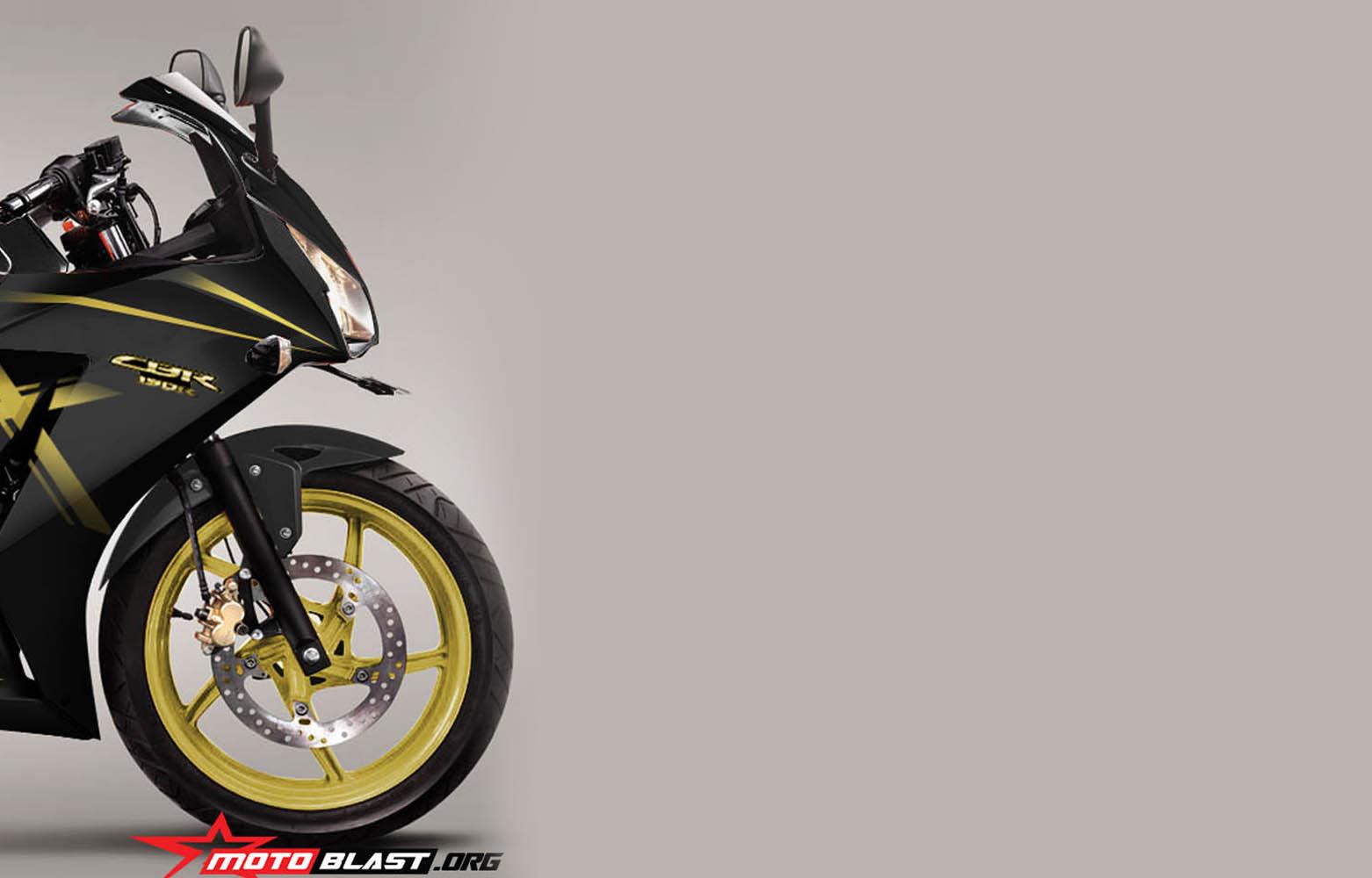Modif Striping Honda Cbr150r K45 Black Doff Special