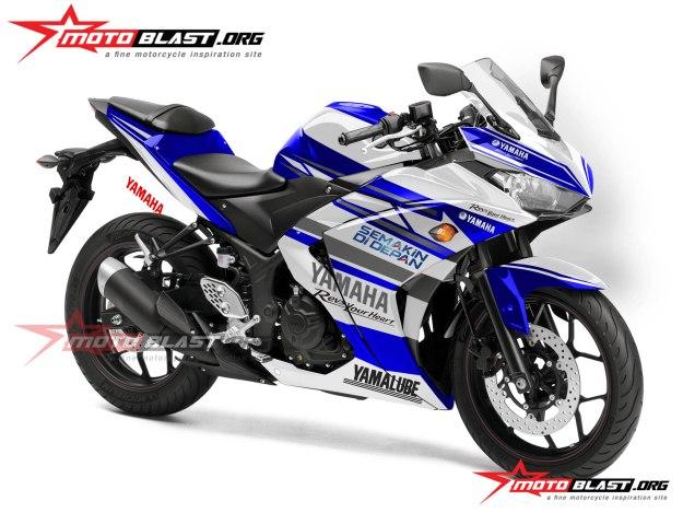Yamaha R25-YACR-1