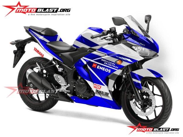 Yamaha R25-YACR-2