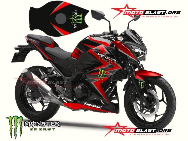 MODIF-STRIPING-Z250R-BLACK-RED-MONSTER-4