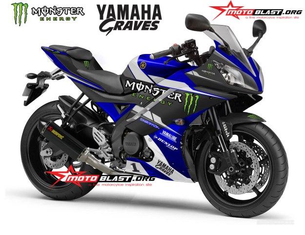 YAMAHA R15 NEW PERSPEKTIF-BLUE MONSTER-R1M-2