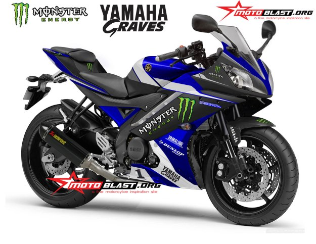 YAMAHA R15 NEW PERSPEKTIF-BLUE MONSTER-R1M-3