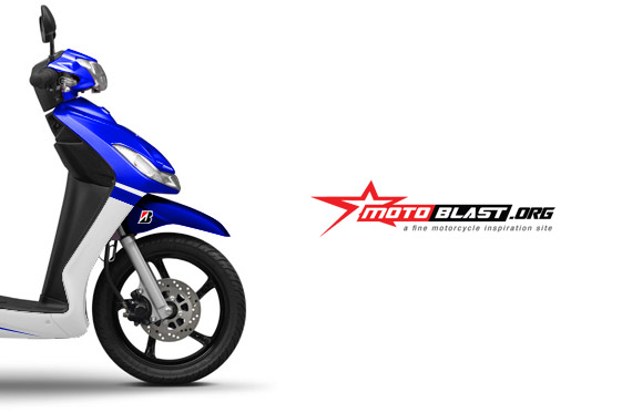 terbaru modifikasi striping yamaha mio sporty