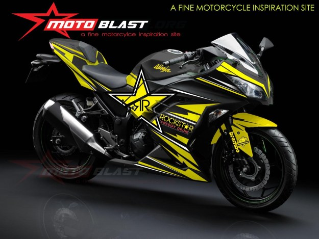 modif striping kawasaki ninja 250r FI black-ROCKSTAR1b
