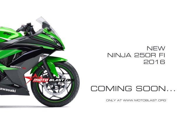 ninja 250RR NEW 2016