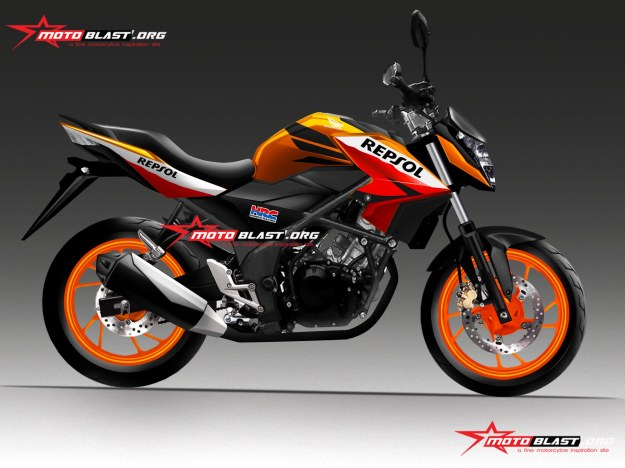 CB150R FACELIFT-NEW-REPSOL