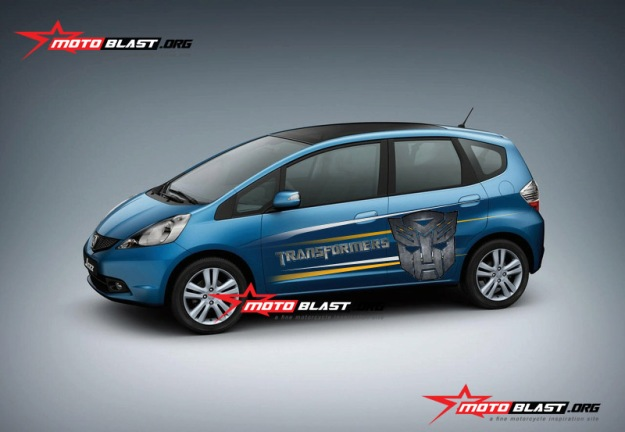 honda jazz biru - bumble bee-3