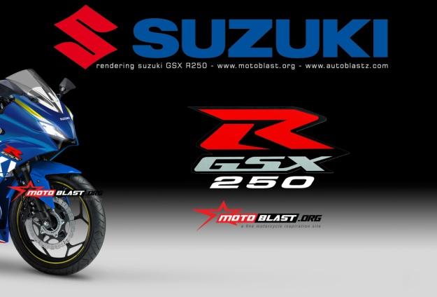SUZUKI GSX R250-1