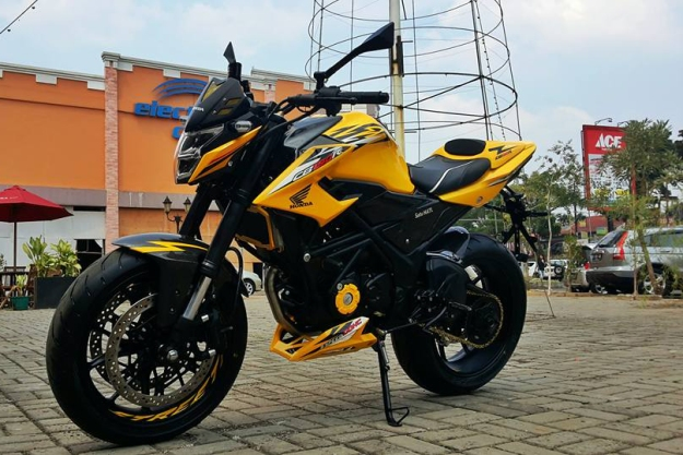 cb150r facelift yellow - 1