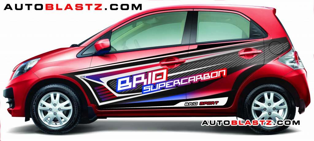 8400 Modifikasi Mobil Honda Brio Warna Hitam Terbaru