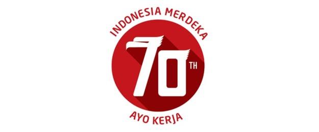 Logo-70-tahun-gerakan-nasional-ayo-kerja-kemerdekaan-Indonesia