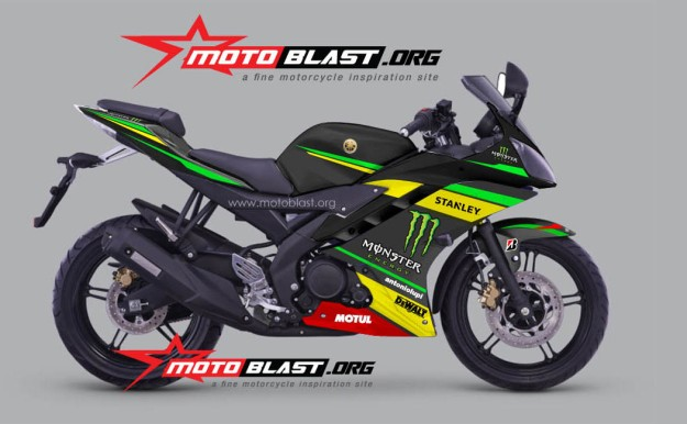 R15 MONSTER TECH 3