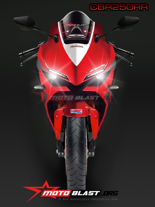 CBR250RR FRONT- NEW LATES-1