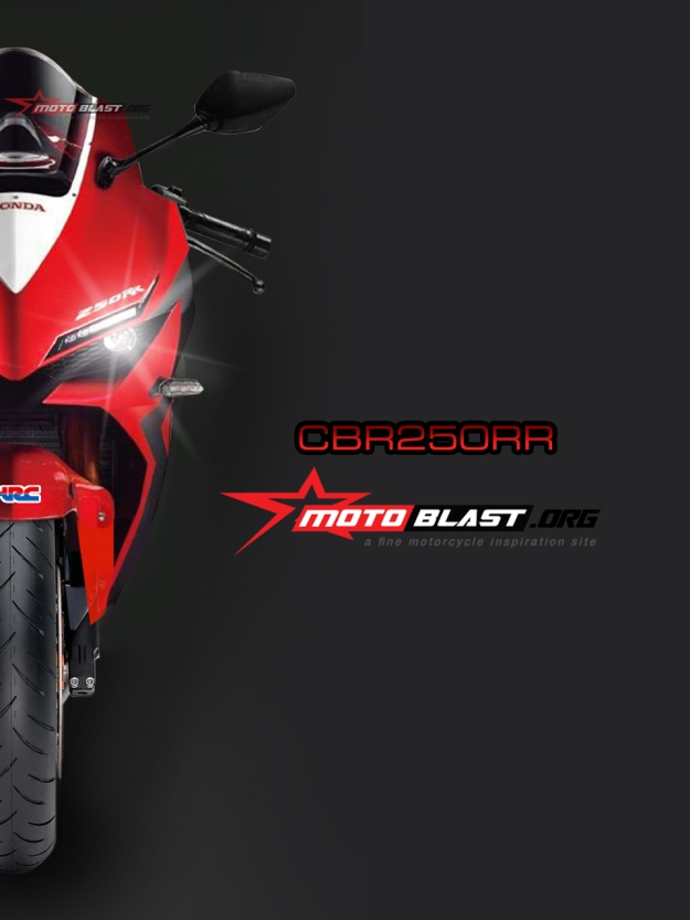 CBR250RR FRONT- NEW LATES4