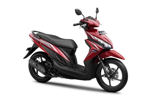 New Honda Vario eSP - Glam Red