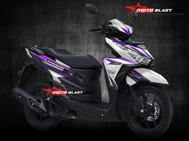 3 VARIO 150 WHITEPURPLE