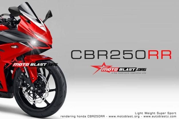 CBR250RR - PERSPEKTIF VIEW LATES-front