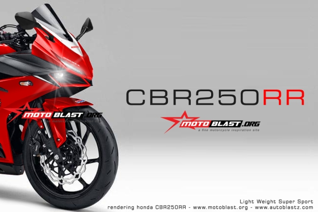 CBR250RR - PERSPEKTIF VIEW LATES-front