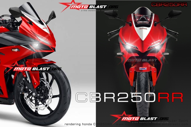 CBR250RR - PERSPEKTIF VIEW LATES-front1