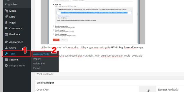 google webmaster tools4