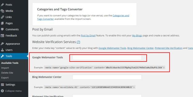 google webmaster tools5