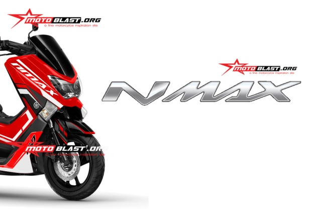 NMAX RED sporty2