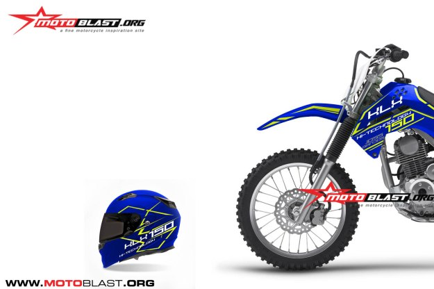 KLX 150-BLUE HI TECHNOLOGY2