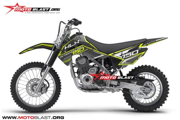 KLX 150-HITECH3