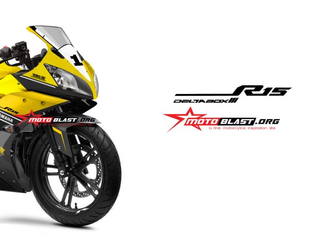 YAMAHA R15 RETRO YELLOW1