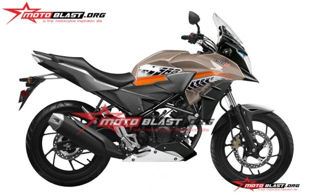Modifikasi Honda New Cb150r Menjadi New Cb150x Harusnya Ahm Juga Merilisnya Motoblast