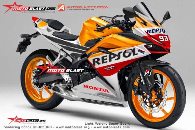 CBR250RR REPSOL2