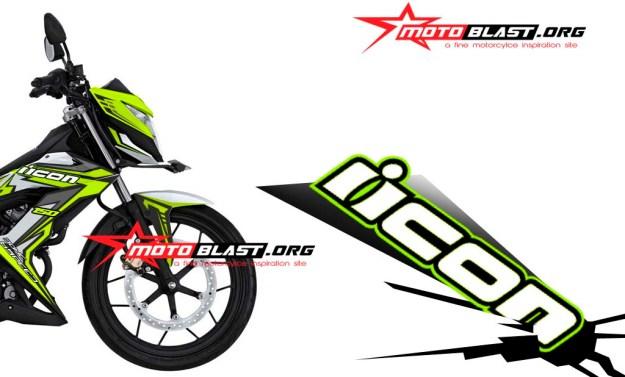 honda sonic 150 GREEN THUNDER ICON-WHITE-new-MOTOBLAST1
