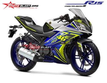 modifikasi warna motor r15 terkeren