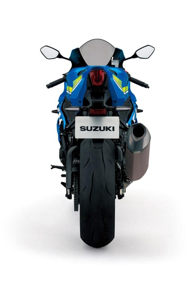 SUZUKI GSX R1000 - 2