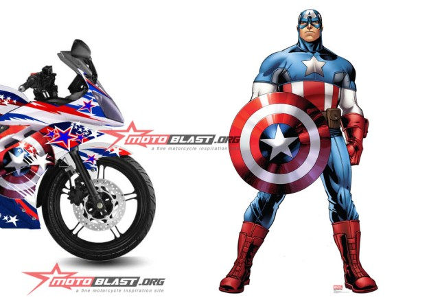 modifikasi yamaha R15 CAPTAIN AMERICA-NEW2b