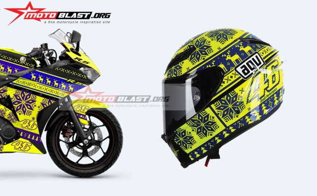 R25 agv corsa winter test