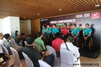 press conference bali honda care 24 jam