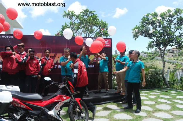 press conference bali honda customer care 24 jam