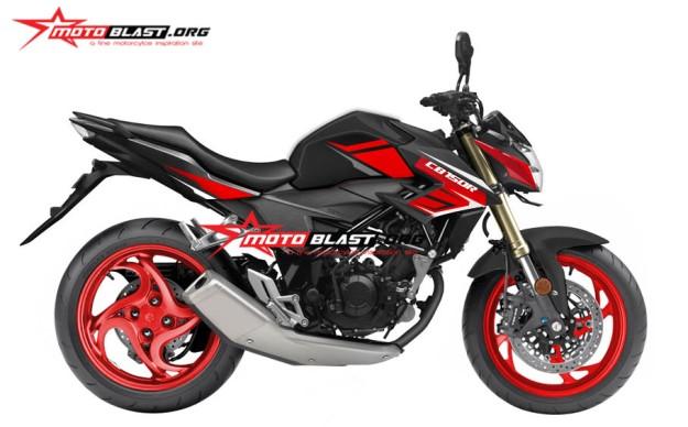 Modifikasi Honda New CB150R Ubah kaki kaki super gambot - Super DALBO!
