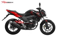 CB150R BLACK SIMPLE