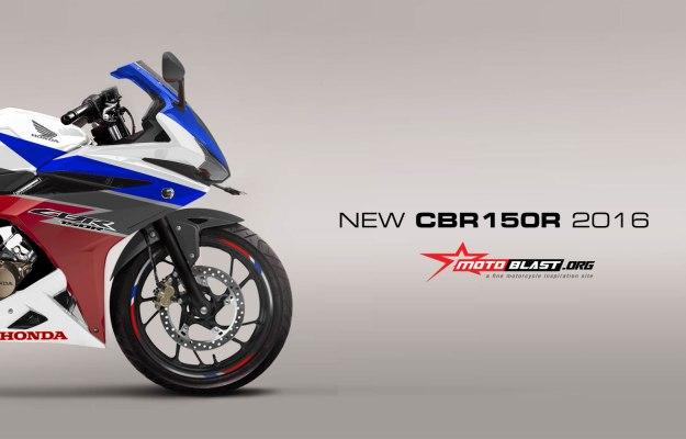 next new honda cbr150r 2016
